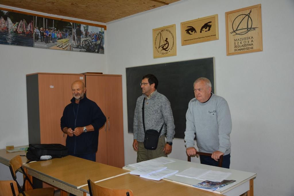 Przeglądasz zdjęcia w artykule: I Warsztaty Żeglarskie Osób Niepełnosprawnych  28.06. – 11.07.2016r.