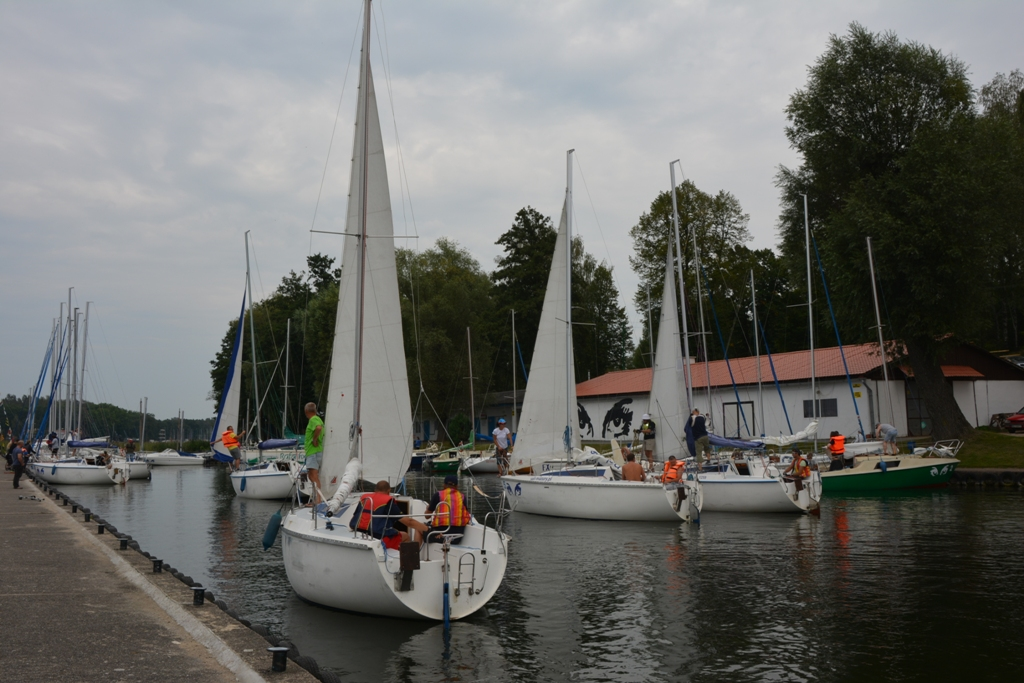 Przeglądasz zdjęcia w artykule: XIII Puchar Polski Żeglarzy Niepełnosprawnych II Edycja 19 – 21 sierpnia  2016 r.