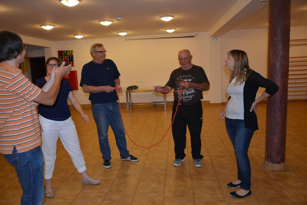 """Przeglądasz zdjęcia w artykule: II """"Aktywni i Sprawni  Żeglarze 60+""""  12.08. – 25.08.2016 r."""