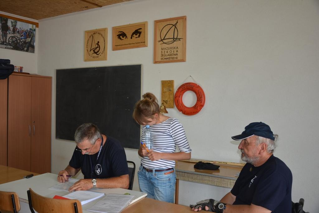 Przeglądasz zdjęcia w artykule: II Warsztaty Żeglarskie  Osób Niepełnosprawnych 12.07. – 25.07.2017 r.