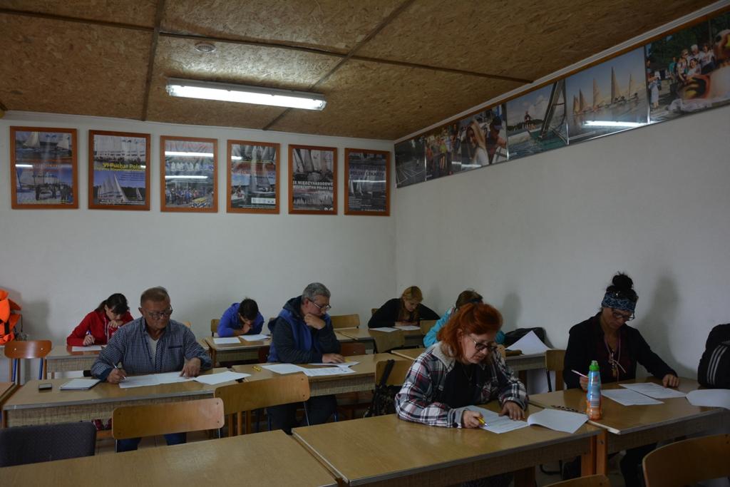 Przeglądasz zdjęcia w artykule: V Warsztaty Żeglarskie  Osób Niepełnosprawnych  11.09. – 24.09.2017 r.