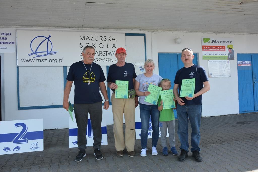 Przeglądasz zdjęcia w artykule: X  Integracyjne Regaty Żeglarskie  Mazurskiej Szkoły Żeglarstwa 2 – 3 maja  2018 r.