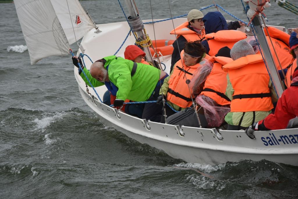 Przeglądasz zdjęcia w artykule: XIV  Festiwal Sportów Wodnych Osób Niepełnosprawnych - Memoriał Eugeniusza Wilczyńskiego 29 czerwca – 1 lipca 2018 r.