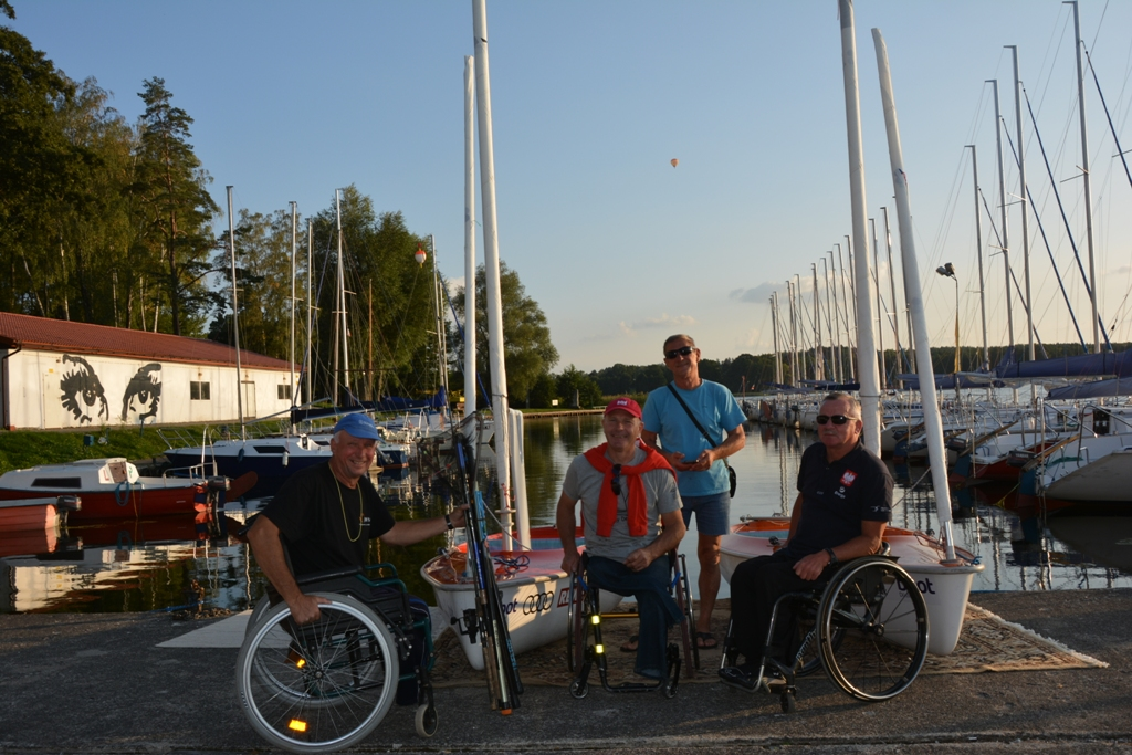 Przeglądasz zdjęcia w artykule: Zgrupowanie Kadry Narodowej Polski Żeglarzy z Niepełnosprawnością 2 – 9 września 2018