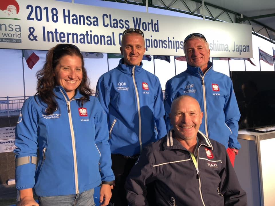 Przeglądasz zdjęcia w artykule: Kolejne sukcesy polskich żeglarzy na Mistrzostwach Świata