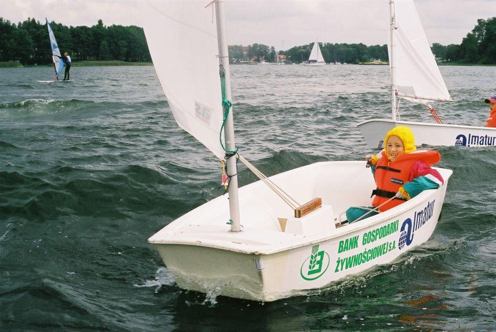Przeglądasz zdjęcia w artykule: II Puchar UKS MUSTANG  8 - 9 września 2001