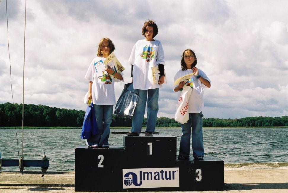 Przeglądasz zdjęcia w artykule: Wakacje Marzeń dla młodzieży z domów dziecka  18 - 24.08.2003