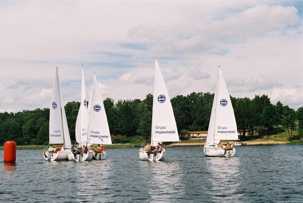 Przeglądasz zdjęcia w artykule: X Mistrzostwa Polski Żeglarzy Niepełnosprawnych  20 - 25 czerwca 2004