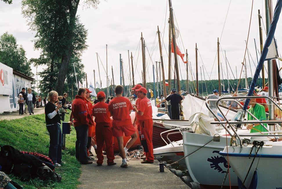 Przeglądasz zdjęcia w artykule: IV Mistrzostwa Polski DZ 13 - 15 sierpnia 2005