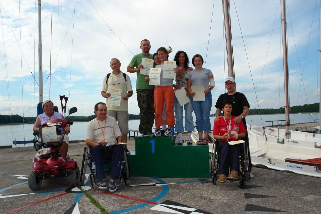 Przeglądasz zdjęcia w artykule: III Puchar Polski Żeglarzy Niepełnosprawnych - II Edycja 18 – 20 sierpnia 2006
