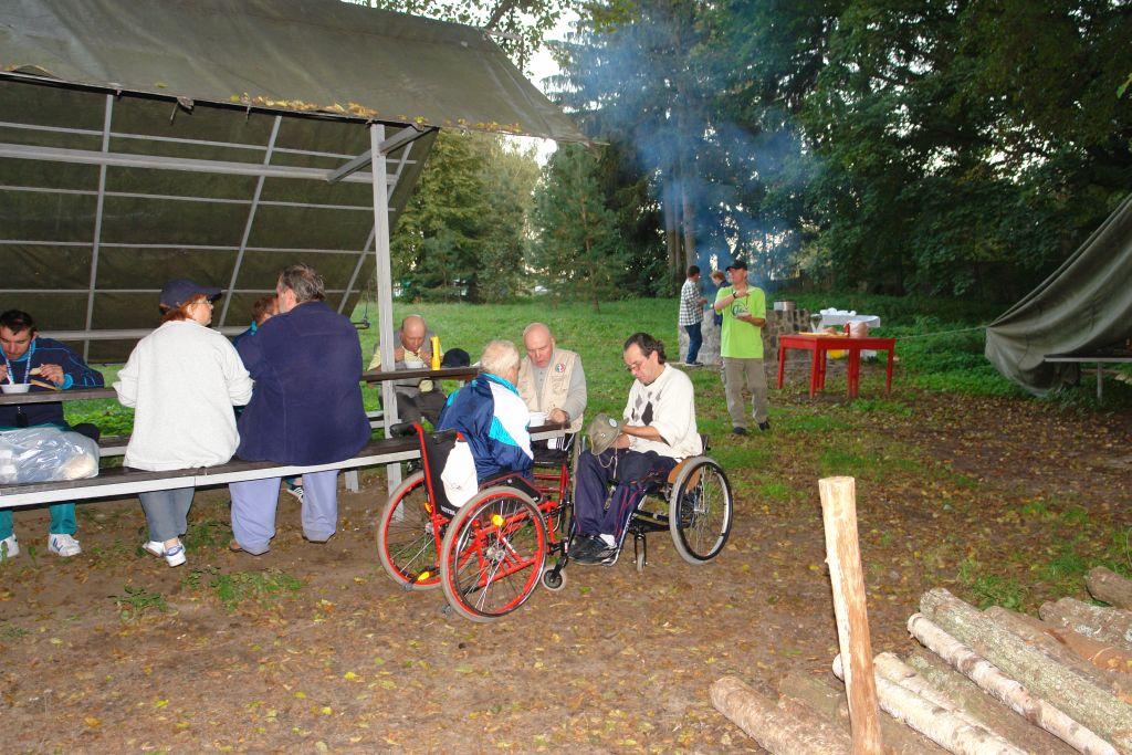Przeglądasz zdjęcia w artykule: FAJNI CUP 22- 24 września 2006