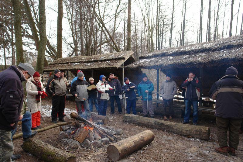 Przeglądasz zdjęcia w artykule: II Integracyjne Regaty Bojerowe Polskiego Związku Żeglarzy Niepełnosprawnych  24 - 25 luty 2007
