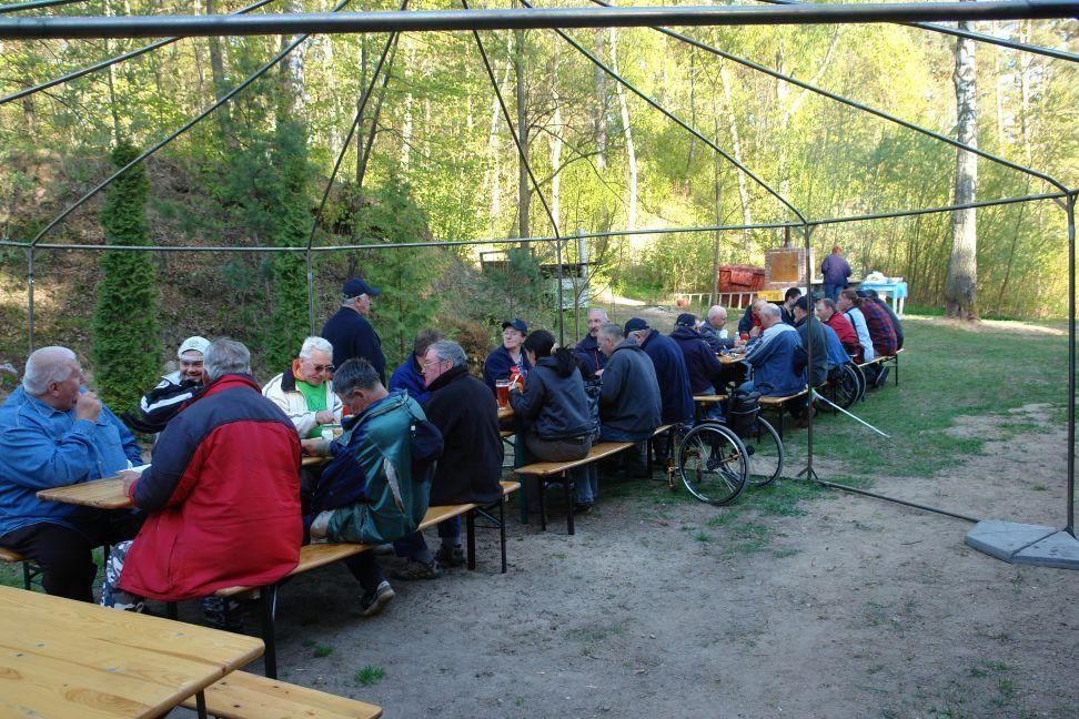 Przeglądasz zdjęcia w artykule: IV Otwarte Regaty Żeglarzy Niepełnosprawnych  o Puchar Dyrektora PCPR w Giżycku  4 – 6 maja 2007