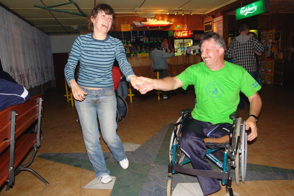 Przeglądasz zdjęcia w artykule: IV Puchar Polski Żeglarzy Niepełnosprawnych – I Edycja  12 - 13 maja 2007