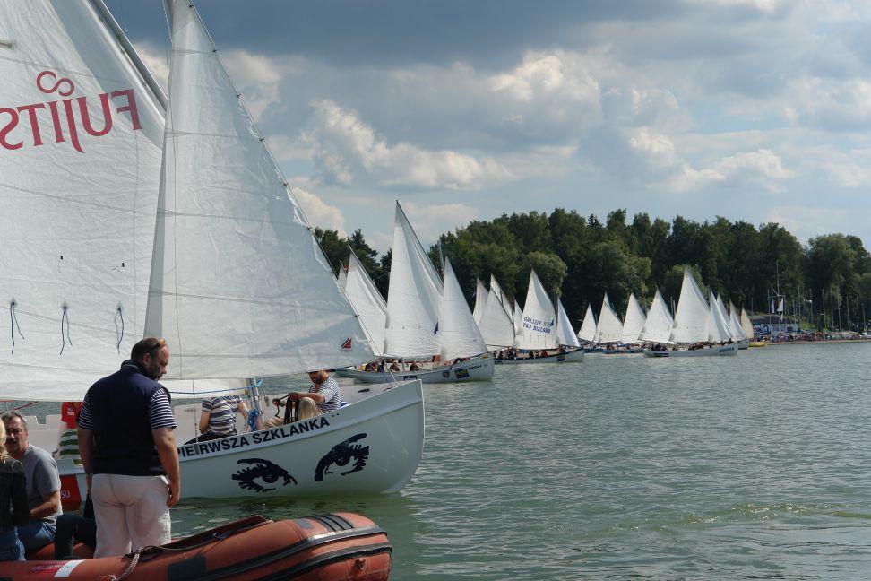 Przeglądasz zdjęcia w artykule: VI Międzynarodowe Mistrzostwa Polski DZ  17 – 19 sierpnia 2007