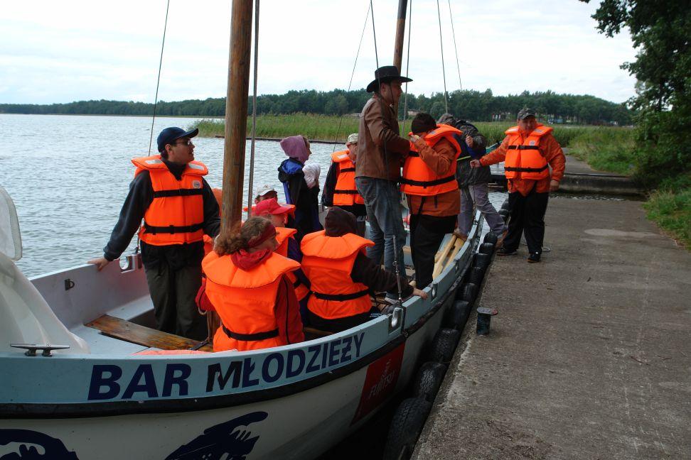 Przeglądasz zdjęcia w artykule: Obóz Caritasu  25 sierpnia - 3 września 2007