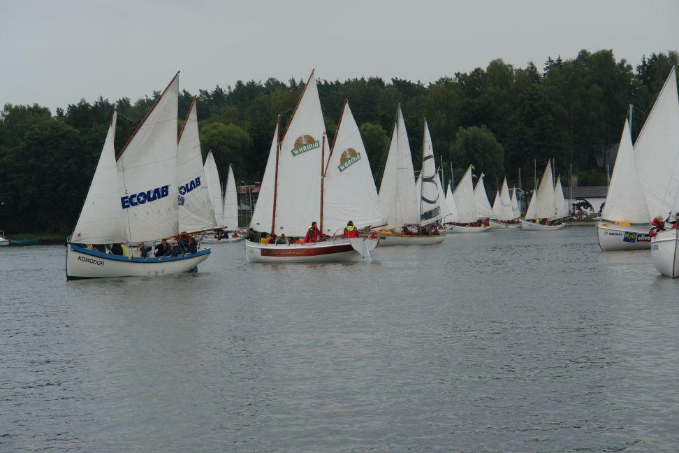 Przeglądasz zdjęcia w artykule: VII Międzynarodowe Mistrzostwa Polski DZ  15 – 16 sierpnia 2008
