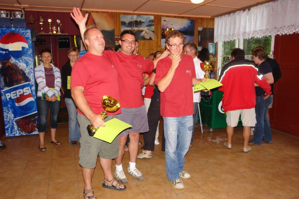 Przeglądasz zdjęcia w artykule: IV Farmaceutyczne Mistrzostwa Polski w Żeglarstwie FARMA CUP  21 - 23 sierpnia 2008
