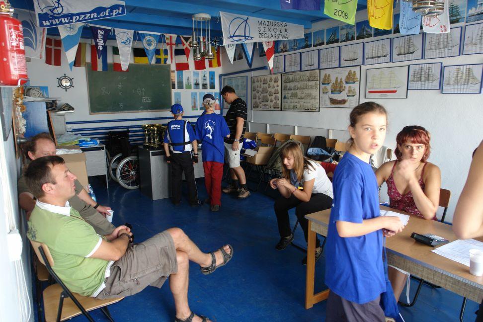Przeglądasz zdjęcia w artykule: XI Puchar UKS MUSTANG  6 - 7 września 2008
