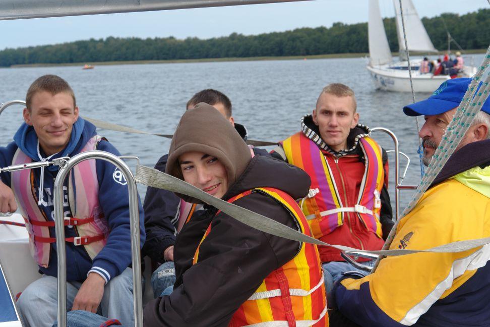 Przeglądasz zdjęcia w artykule: II Nieprzetarty Rejs  15 - 18 września 2008