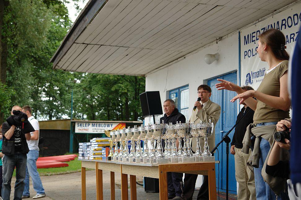 Przeglądasz zdjęcia w artykule: XV Mistrzostwa Polski Żeglarzy Niepełnosprawnych 22 - 25 czerwca 2009