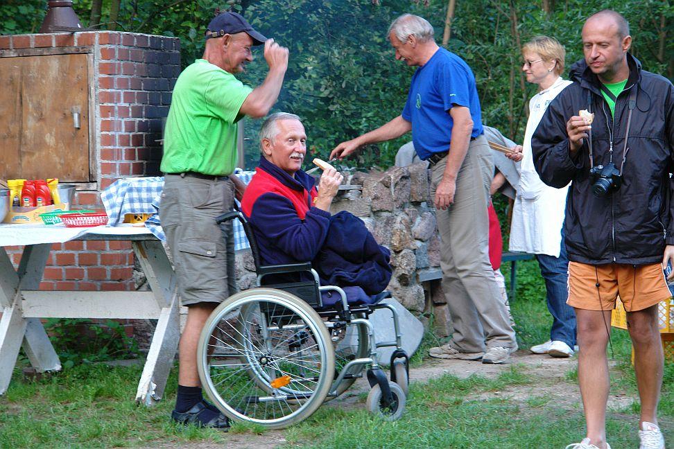 Przeglądasz zdjęcia w artykule: VI Puchar Polski Żeglarzy Niepełnosprawnych – II Edycja 26 - 28 lipca 2009