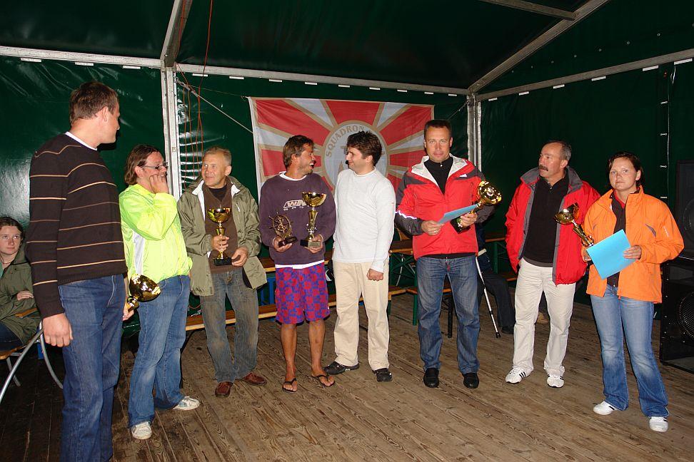 Przeglądasz zdjęcia w artykule: V Farmaceutyczne Mistrzostwa Polski w Żeglarstwie FARMA CUP 21 - 23 sierpnia 2009