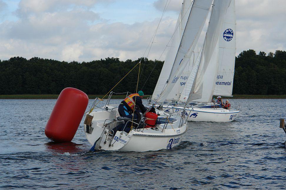 Przeglądasz zdjęcia w artykule: VI Żeglarski Puchar PFRON 25 – 27 września 2009