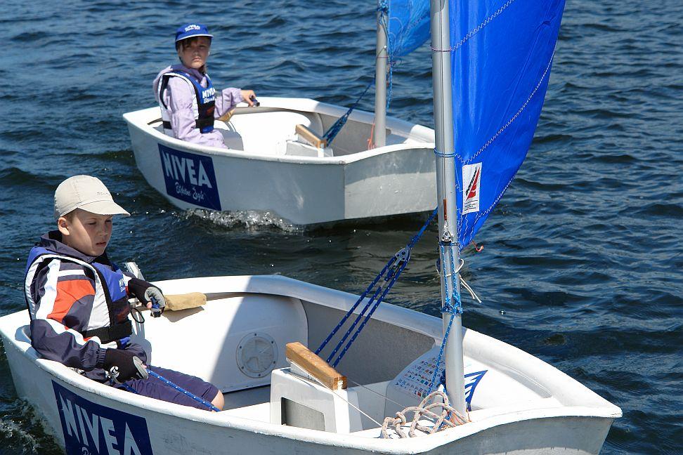 Przeglądasz zdjęcia w artykule: XIII Puchar Mazurskiej Szkoły Żeglarstwa 12 – 13 czerwca 2010