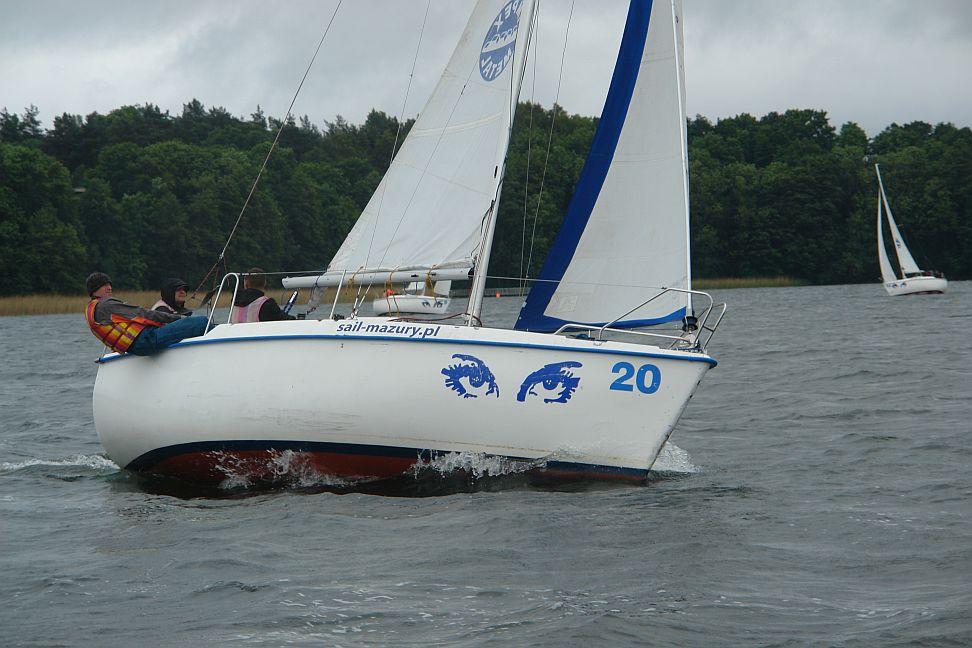 Przeglądasz zdjęcia w artykule: XVI Mistrzostwa Polski Żeglarzy Niepełnosprawnych 22 - 25 czerwca 2010r