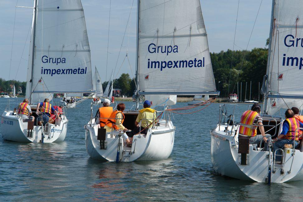 Przeglądasz zdjęcia w artykule: VII Puchar Polski Żeglarzy Niepełnosprawnych – II Edycja 21 - 22 sierpnia 2010