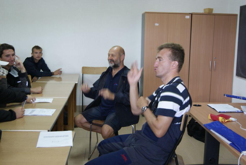 Przeglądasz zdjęcia w artykule: XIII Mistrzostwa Polski Katamaranów 23 – 24 sierpnia 2010