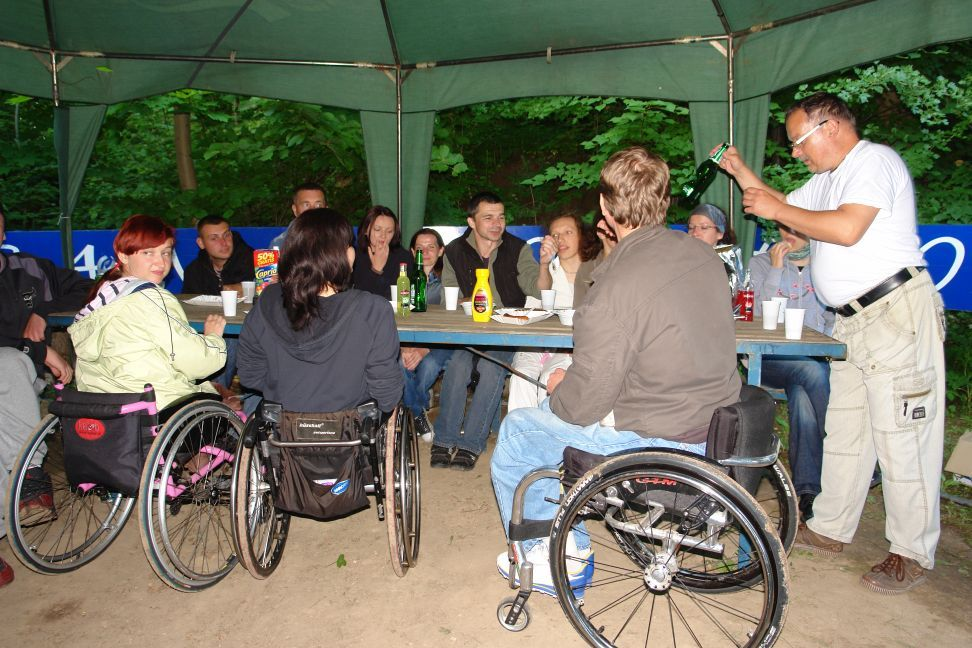 Przeglądasz zdjęcia w artykule: 'Sprawni żeglarze' 'Warsztaty Sportowo - Rehabilitacyjne' 23 czerwca - 02 lipca 2011