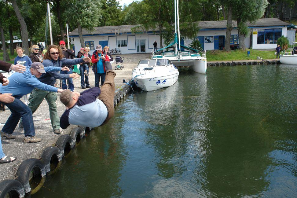 Przeglądasz zdjęcia w artykule: XVI Media Regaty 23 - 26 czerwca 2011