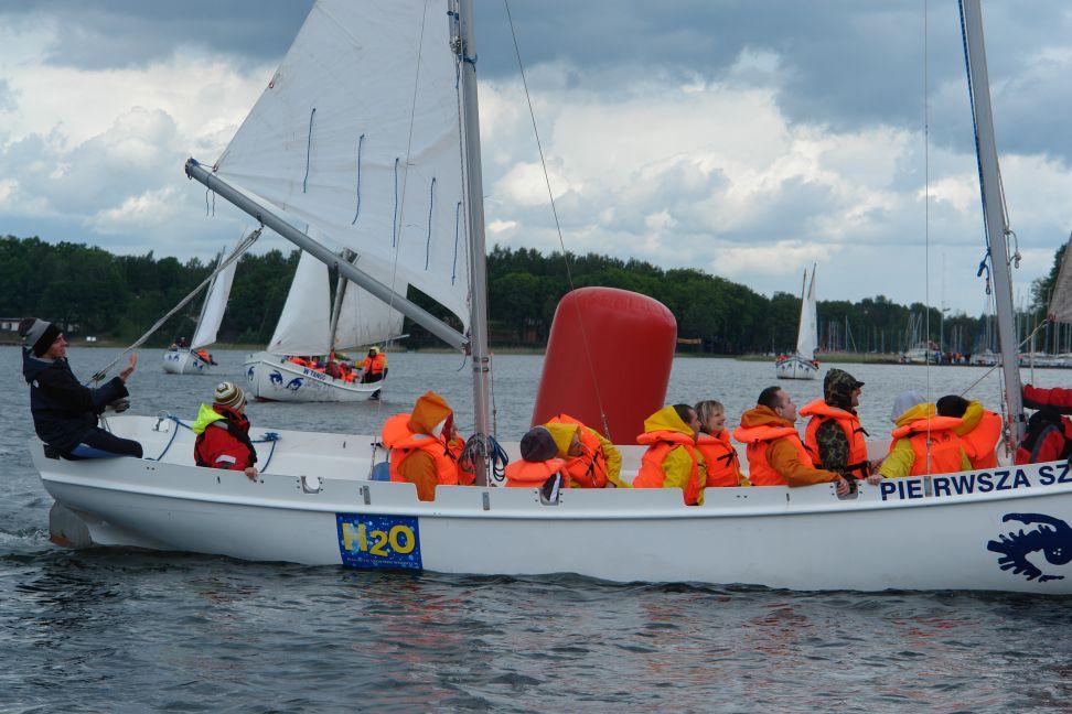 Przeglądasz zdjęcia w artykule: 'Nieprzetarty Rejs' 31 maja - 3 czerwca 2012