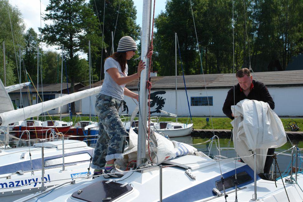 Przeglądasz zdjęcia w artykule: XVII Media Regaty 07 - 10 czerwca 2012