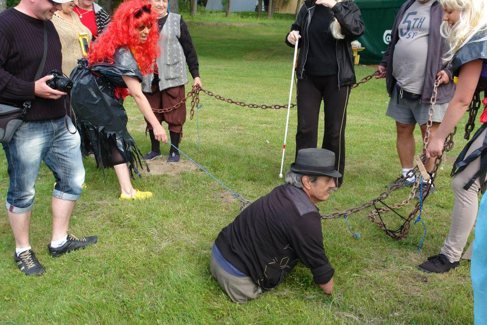 Przeglądasz zdjęcia w artykule: Żeglarskie Warsztaty Artystyczne 7-20 czerwca 2012