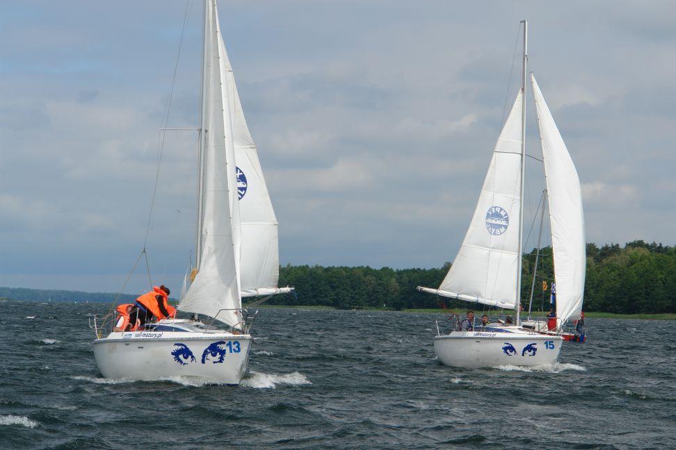 Przeglądasz zdjęcia w artykule: XVIII Mistrzostwa Polski Żeglarzy Niepełnosprawnych 18-21 czerwca 2012