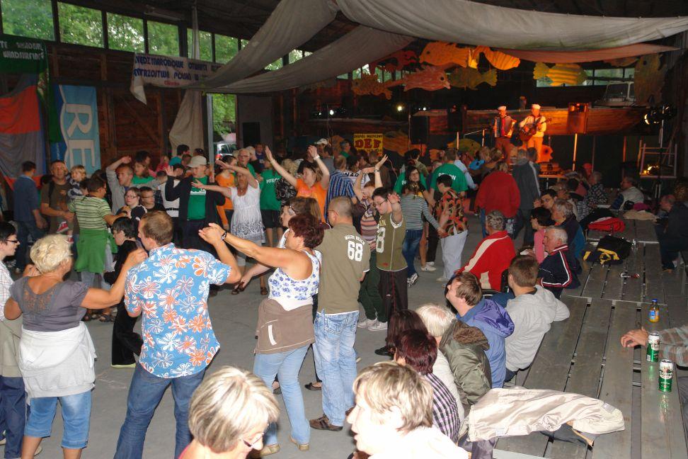 Przeglądasz zdjęcia w artykule: VIII Festiwal Sportów Wodnych Osób Niepełnosprawnych 22-24 czerwca 2012