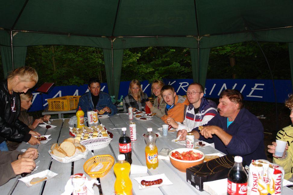 Przeglądasz zdjęcia w artykule: Międzynarodowy Kurs Żeglarski - Litwa, Białoruś, Łotwa  1 - 14 sierpnia 2012