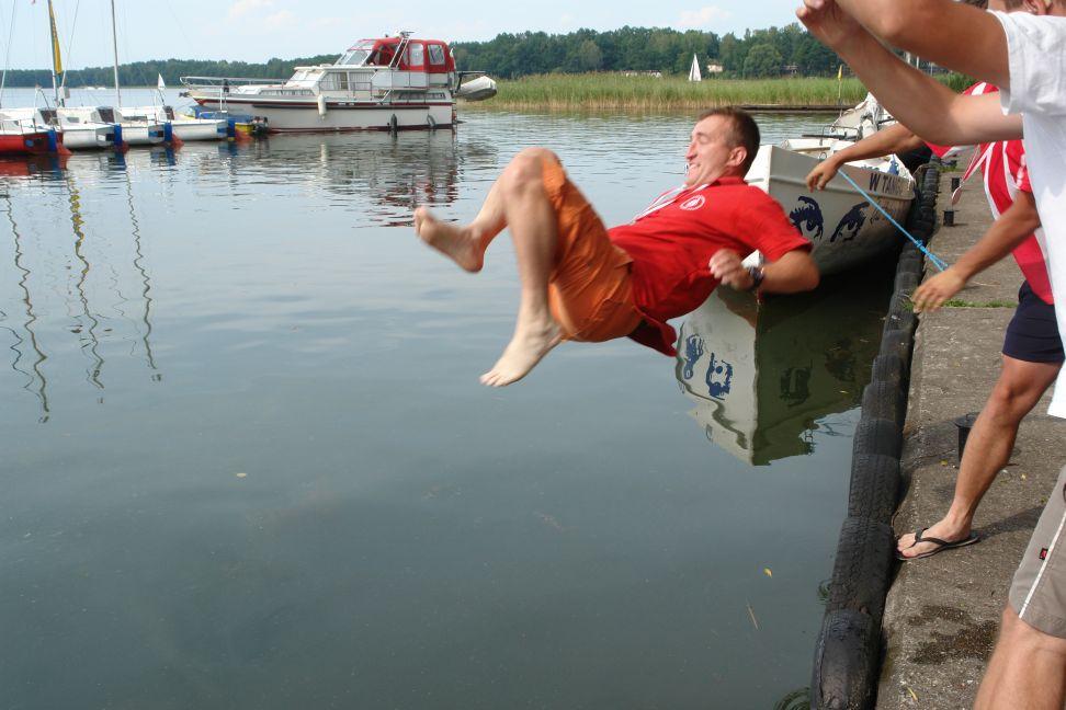 Przeglądasz zdjęcia w artykule: 'Burta w Burtę' 4 - 5 sierpnia 2012