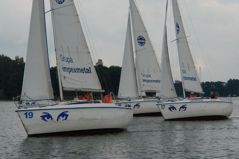 Przeglądasz zdjęcia w artykule: IX Puchar Polski Żeglarzy Niepełnosprawnych III Edycja  24 – 26 sierpnia 2012