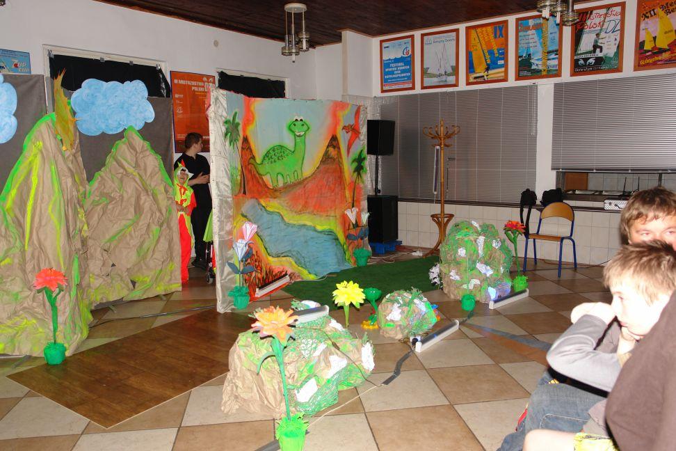 Przeglądasz zdjęcia w artykule: Impreza integracyjna Giżyckiego Koła PSOUU 27 maja 2013