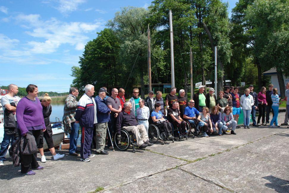 Przeglądasz zdjęcia w artykule: X Puchar Polski Żeglarzy z Niepełnosprawnością I Edycja 7 – 9 czerwca 2013