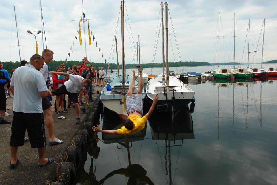 Przeglądasz zdjęcia w artykule: X Puchar Polski Żeglarzy z Niepełnosprawnością II Edycja 21 – 23 czerwca 2013