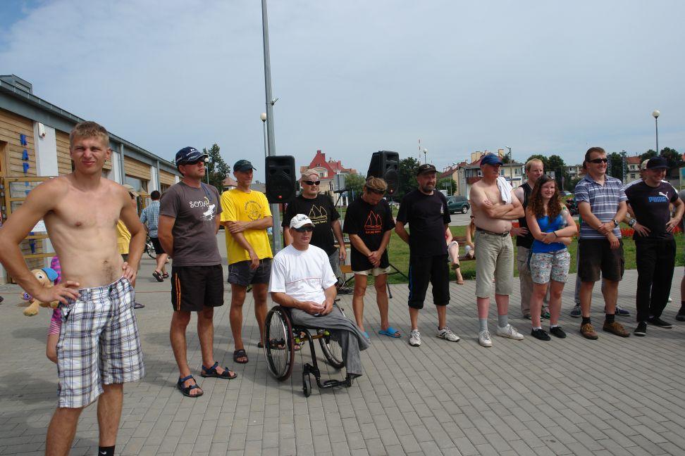 Przeglądasz zdjęcia w artykule: Wioślarskie Wyścigi Dezet  28 lipca 2013