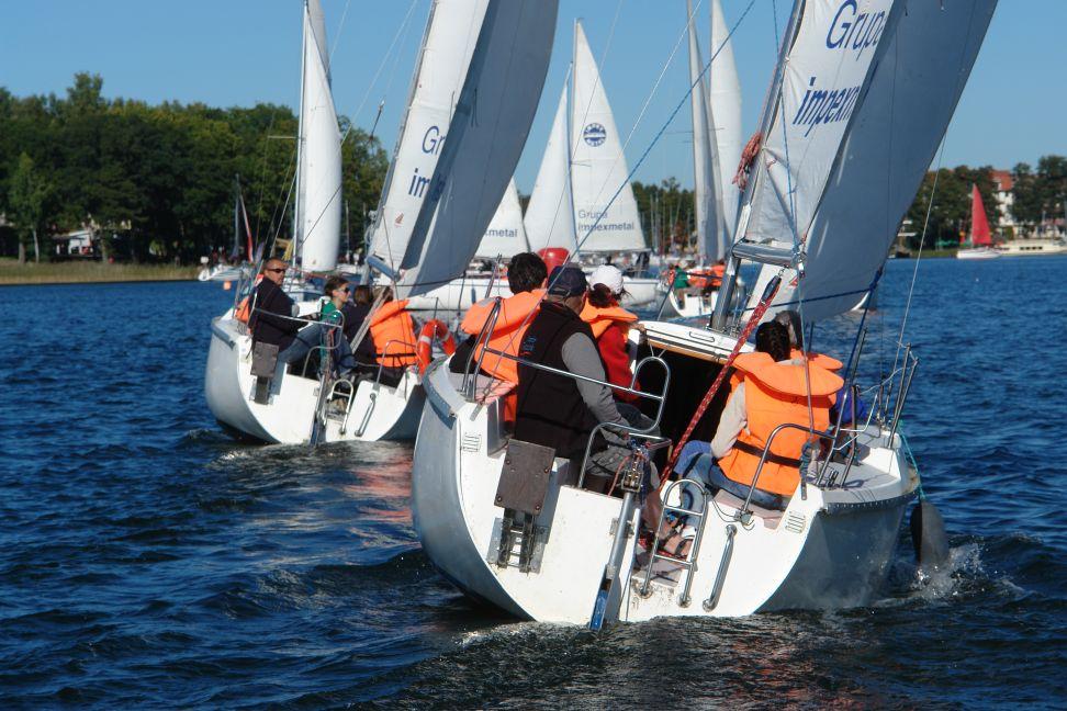 Przeglądasz zdjęcia w artykule: IX Festiwal Sportów Wodnych Osób Niepełnosprawnych 6 – 8 września 2013