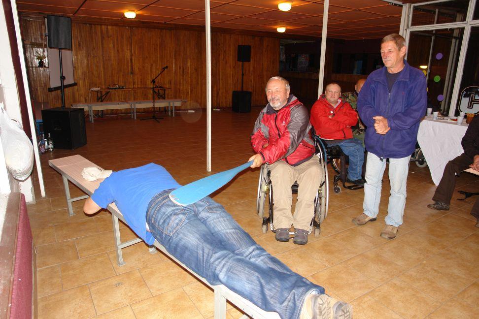 Przeglądasz zdjęcia w artykule: III Kurs Żeglarski dla Osób Niepełnosprawnych 09 -  22 września 2013