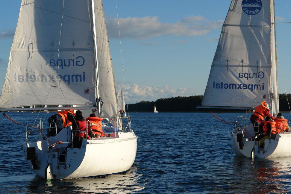 Przeglądasz zdjęcia w artykule: Puchar  X-lecia Polskiego Związku Żeglarzy Niepełnosprawnych 29  – 30 września 2013