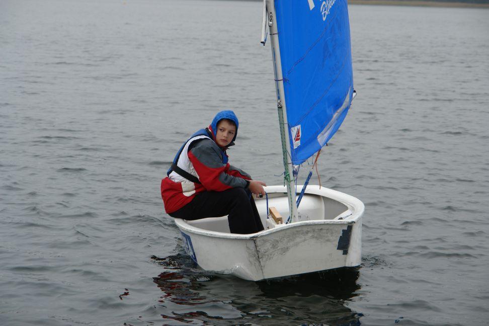 Przeglądasz zdjęcia w artykule: XVI Puchar Mazurskiej Szkoły Żeglarstwa 12 października 2013